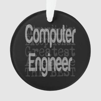 Ingénieur informaticien Extraordinaire
