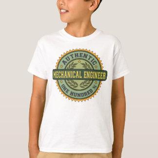 Ingénieur mécanicien authentique t-shirt