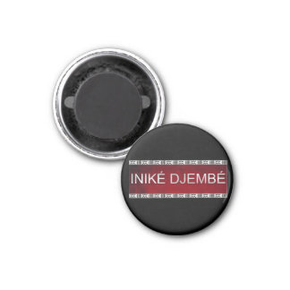 Iniké Djembé - aimant the for Djembé-Players !