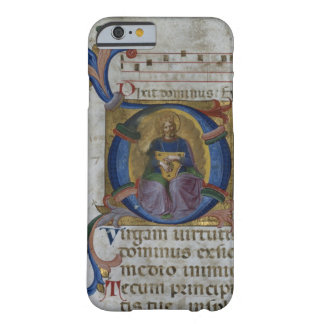 "Initiale ""D"" de Mme 531 f.169v Historiated Coque Barely There iPhone 6"