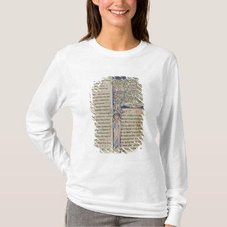 Initiale 'P de Historiated T-shirt