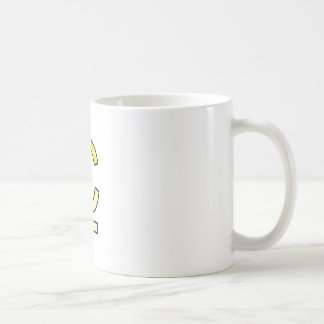 initiales  C et L en or Mug