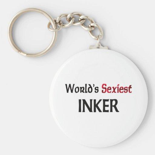 Inker le plus sexy du monde porte-clés