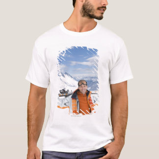 Innsbruck, Autriche T-shirt