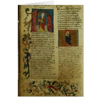Inscription de Martin Luther Cartes