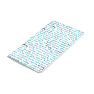 Inscription > tout carnet (bleu)