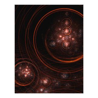 Insecte d'art abstrait de Starlight Prospectus 21,6 Cm X 24,94 Cm