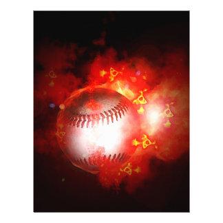 Insecte de base-ball prospectus personnalisés
