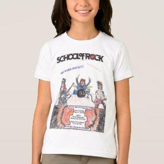 insecte de hard rock des années 80 t-shirt