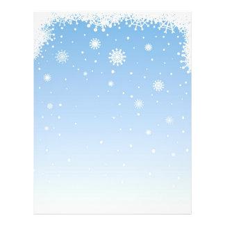 Insecte de neige prospectus 21,6 cm x 24,94 cm