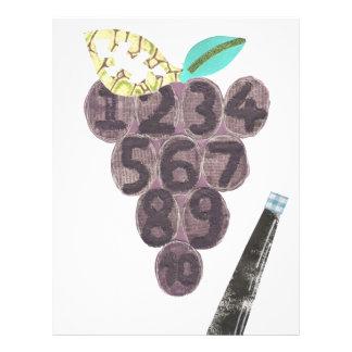 Insecte de piscine de raisin prospectus 21,6 cm x 24,94 cm