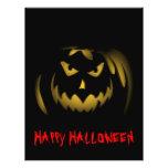 Insecte heureux de Halloween Jack-o'-lantern Tract