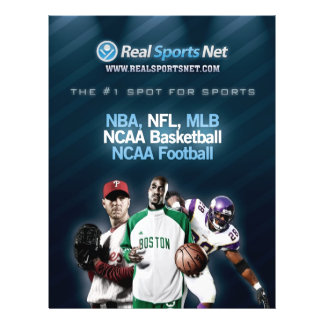Insecte net de vrais sports prospectus en couleur