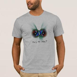Insecte sur l'impact t-shirt