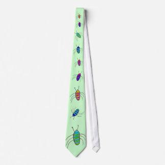 Insectes de boogie cravate