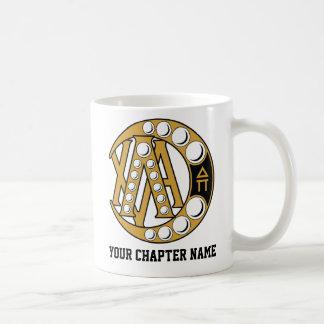 Insigne d'alpha de Chi de lambda Mug