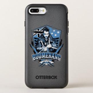 Insigne de boomerang du peloton | de suicide coque otterbox symmetry pour iPhone 7 plus