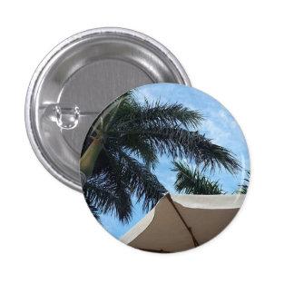 Insigne de bouton de palmier de Ténérife Badge