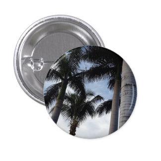 Insigne de bouton de palmiers de Ténérife Badge
