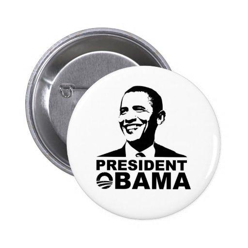 Insigne de bouton du Président Obama Badges