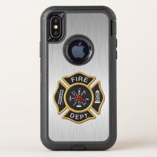 Insigne de corps de sapeurs-pompiers de luxe