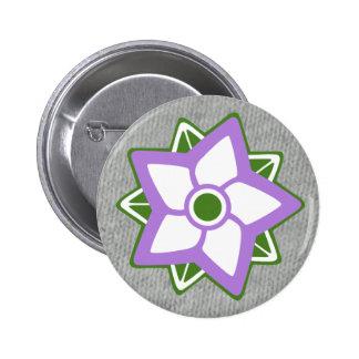 Insigne de couleurs : Genre Non-Binaire, Badges