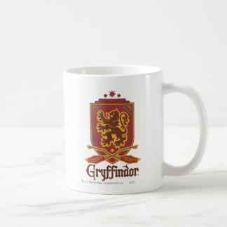 Insigne de Gryffindor Quidditch Mug