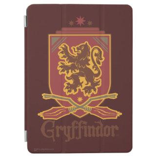 Insigne de Gryffindor QUIDDITCH™ Protection iPad Air