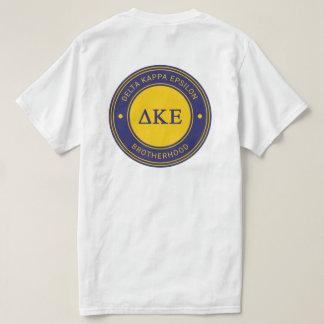 Insigne de l'epsilon | de Kappa de delta T-shirt