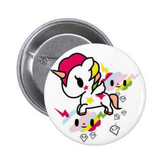 Insigne de licorne de Kawaii Badge
