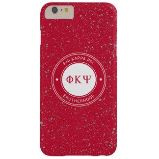 Insigne de livre par pouce carré   de Kappa de phi Coque Barely There iPhone 6 Plus