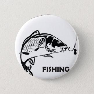 Insigne de pêche de carpe badges