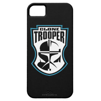 Insigne de soldats de la cavalerie de clone étui iPhone 5