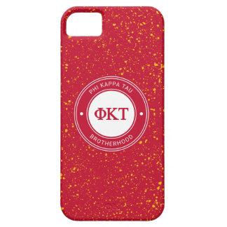 Insigne de Tau | de Kappa de phi Étuis iPhone 5