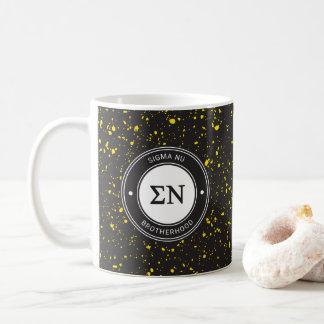 Insigne du NU | de sigma Mug