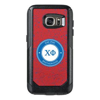 Insigne du phi | de Chi Coque OtterBox Samsung Galaxy S7