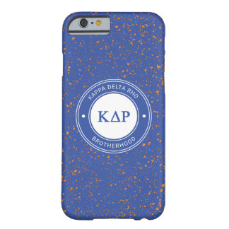 Insigne du Rho | de delta de Kappa Coque Barely There iPhone 6