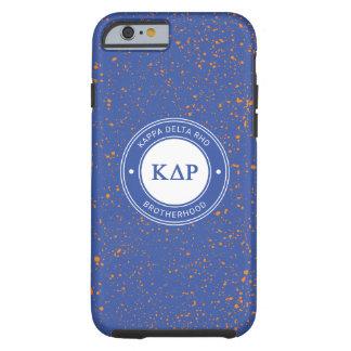 Insigne du Rho | de delta de Kappa Coque iPhone 6 Tough