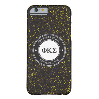 Insigne du sigma | de Kappa de phi Coque Barely There iPhone 6