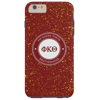 Insigne du thêta | de Kappa de phi Coque iPhone 6 Plus Tough