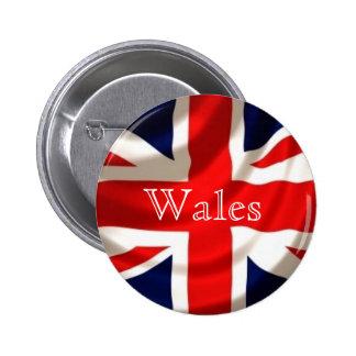 Insigne d'Union Jack (Pays de Galles) Pin's