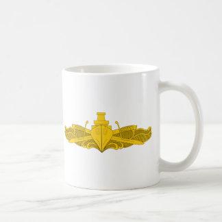 Insigne extérieur de guerre de dirigeant mug