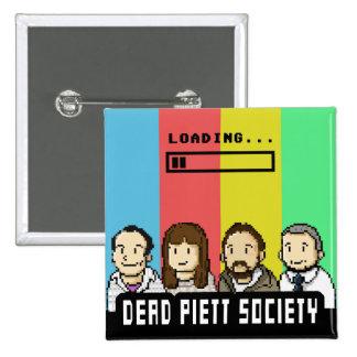 Insigne mort de société de Piett Pin's