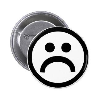 Insigne triste de garçons badges