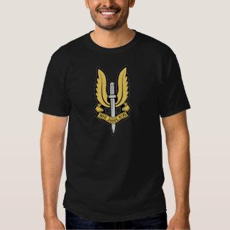 Insignes de SAS T-shirt