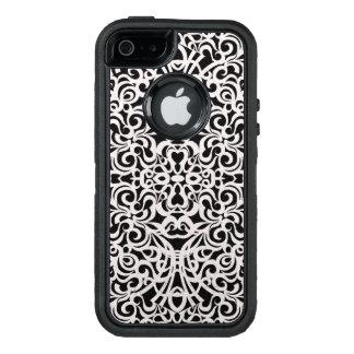 inspiration baroque de style de cas de l'iPhone Coque OtterBox iPhone 5, 5s Et SE