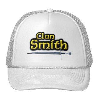 Inspiration d'écossais de Smith de clan Casquettes