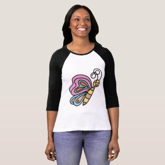 Inspiré par la chemise de papillons avec les t-shirt