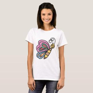 Inspiré par le T-shirt de papillons