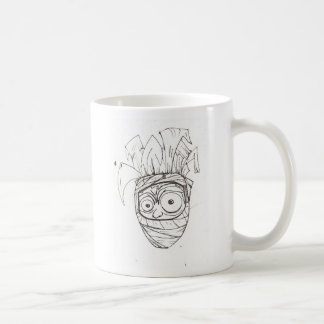 Instable (tasse) mug blanc